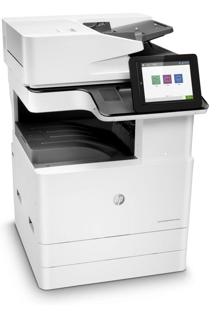 HP Lsaerjet MFP E72525dn