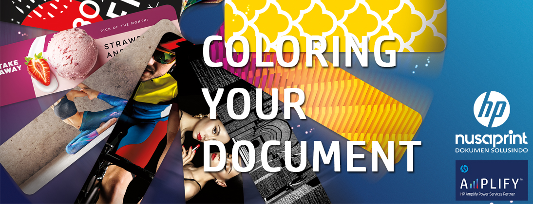 Coloring your document