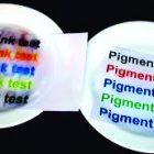 Tinta pigment dan tinta dye